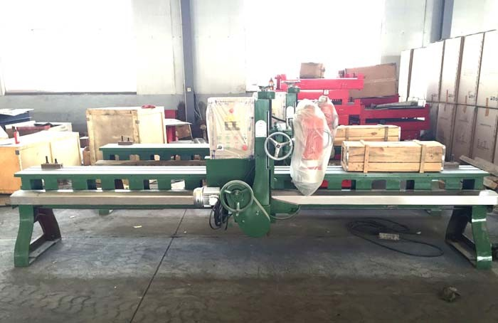 manual marble granite stone polishing machine 5