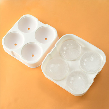 FDA Approved Ice Mold Silicone Ice Ball Tray
