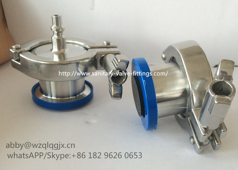Sanitary Air Blow Check Valve 304/316L