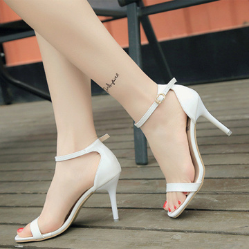 Sexy Peep Toes Stiletto Heel Sandals