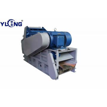 YULONG T-Rex6550 chipper kayu