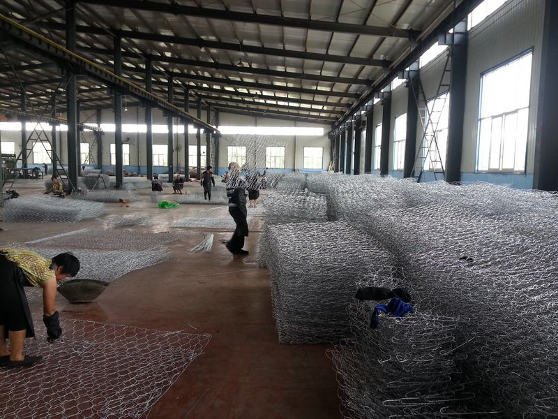 gabion mesh packing 7