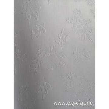polyester bleach fabric in emboss