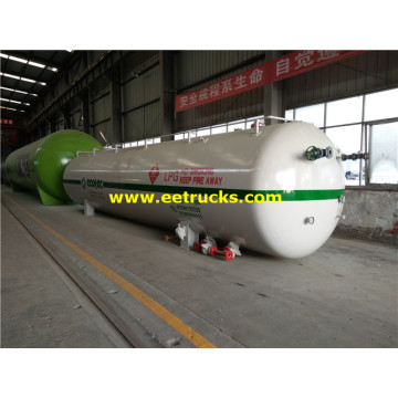 45000 Liters Domestic LPG Storage Tanks