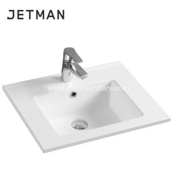 Bathroom Vanity Porcelain Wash Basin