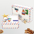 Food Packaging Bakery Box For Egg Tart