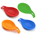 Silicone Spoon Rest Set Of 4 Assorted Colors