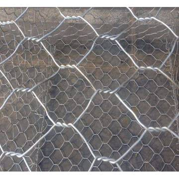 mesh wire  gabion basket box wire fencing