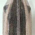 Fancy Sequin Embroidery Tulle Fabric For Wedding Dress