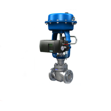 Chlor-alkali Electric Single-seat Adjusting Valve