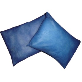 outdoor airline non woven pillow decorative