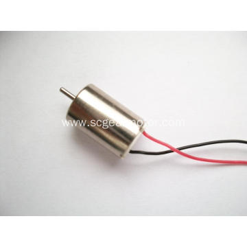 6mm 1,5v 10000 RPM üreges pohár motor