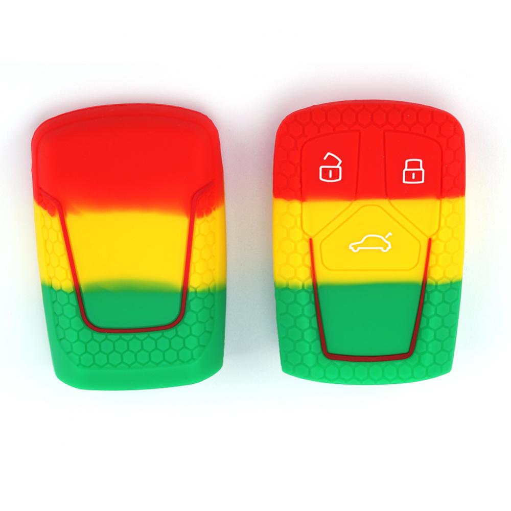 Silicone Protective Key Fob