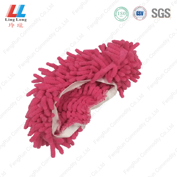 Innovative foot usage cleaning sponge