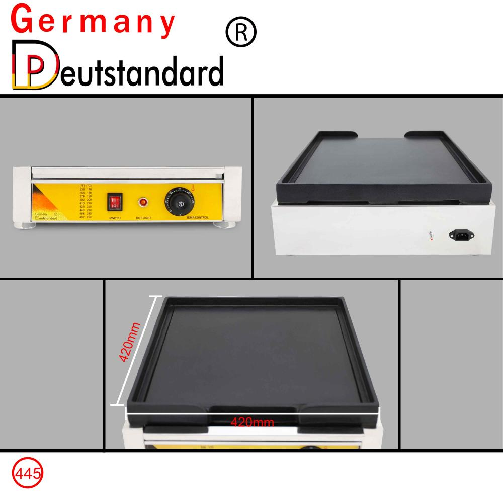 stainless steel griddle grill