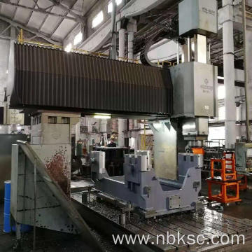 Heavy large diameter machining Fabrication service
