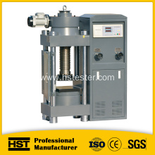 YES-2000D Digital Display Compression Testing Machine