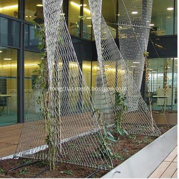 Stainless Steel Architectural Flexible Netting