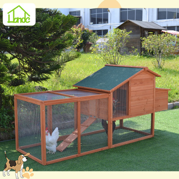 New design fir wood chicken coop for sale