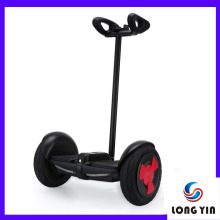 two wheel self-balance scooter with handle