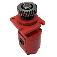 Scraper External Gear Pumps