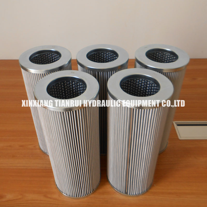 Industrial glass fiber oil filter
