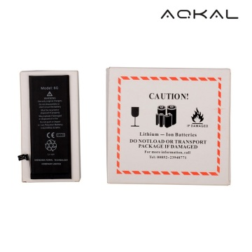 iPhone 6 Battery Ranplasman ak Original TI IC