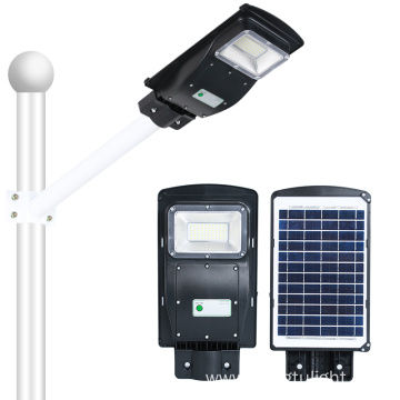 30W 60W 90W Integrated Led Solar Street Light