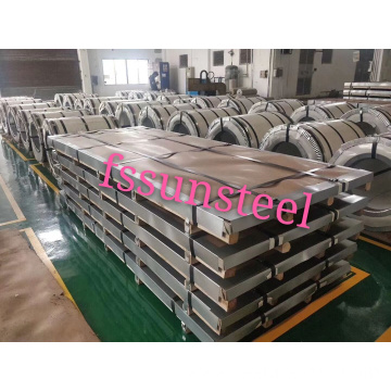 201 stainless steel sheets 2B
