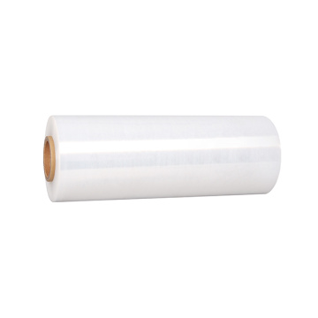 Plastic stretch wrap film packing wrap