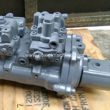 Hitachi ZX130 Excavator Main Pump HPK050 HPK055 HPK060 Hydraulic Piston Pump