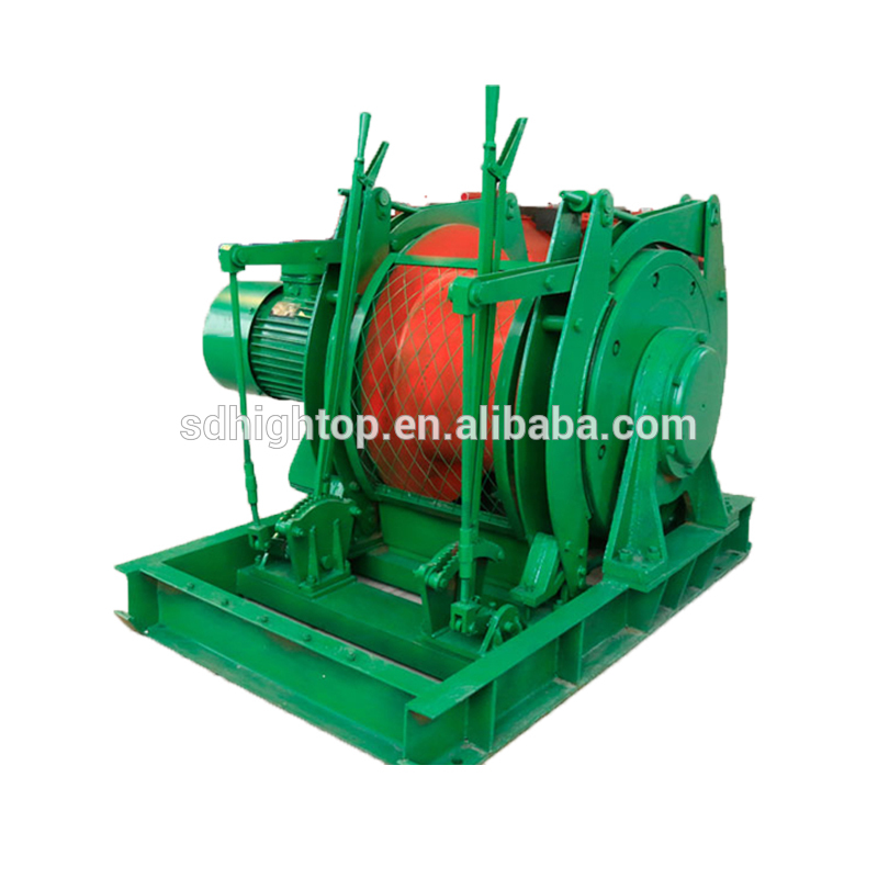 Electric Scrapper Winch