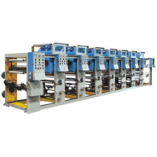 Plastic Colour Printing Machine