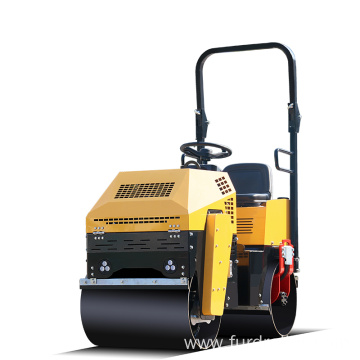 High quality 1 ton double drum sakai road roller (FYL-880)