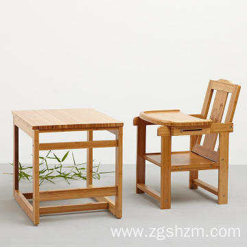 Multi-purpose Recreational Bamboo Table