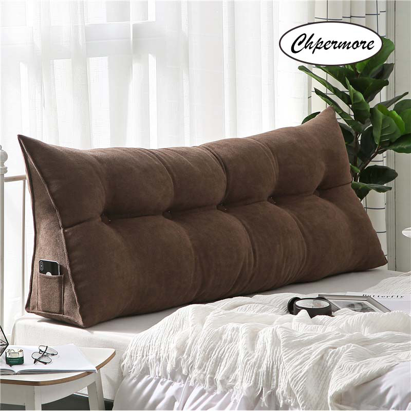 Chpermore Multifunction Long Pillow High-grade Luxury Simple Bed Cushion Bed soft Modern simplicity Bed pillow For Sleeping