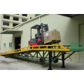 10t Electric Adjustable Forklift Container Yard Ramp Leveler