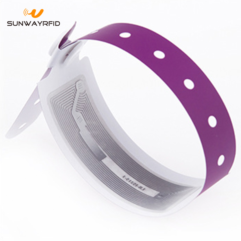 disposable rfid wristband 2