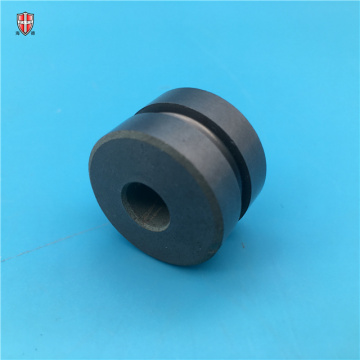 gas pressing sintering Si3N4 ceramic wheel roller