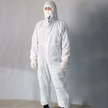 CE Antivirus Disposable Medical Safety Protective Clothing