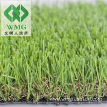 "Landscaping Artificial Turf by ""U"" Shaped Fiber"