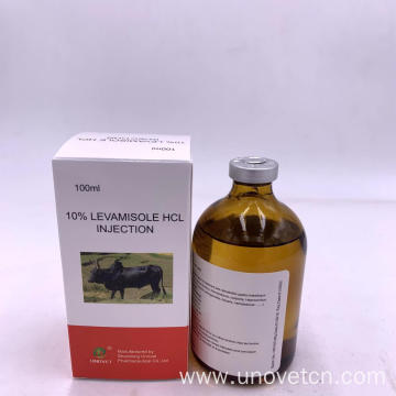10% Levaminsole Oral Solution for Animals