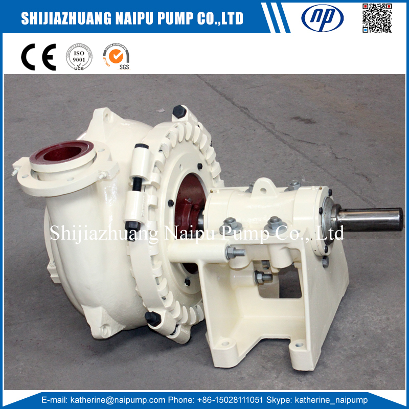 6 Inch Sand Pump Factory
