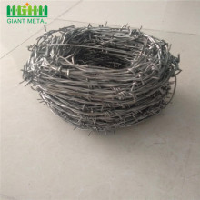 Factory Supply Hot-Dipped Galvanized Barbed Wire Design