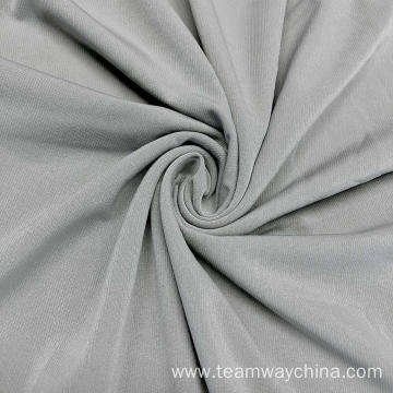Clothing Material 100% Polyester Knit Fabric