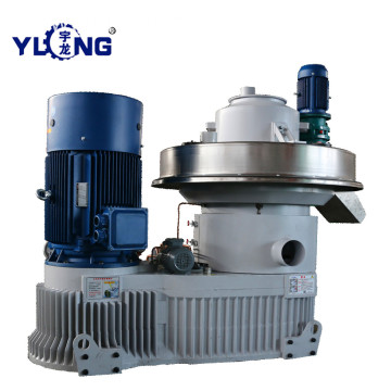 Yulong Biomass Pellet Press Machine