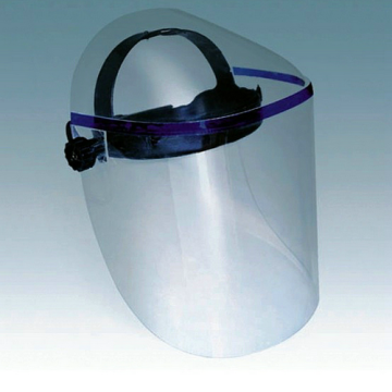 Full Angle Protection Transparent Face Visor