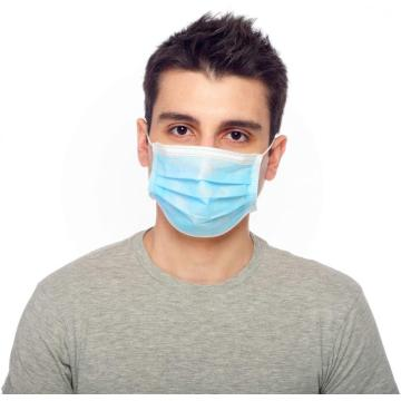 Comfity Surgical Mask Blue