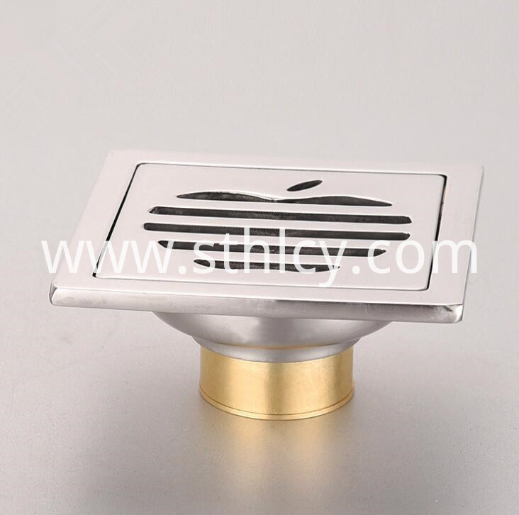 Stainless Steel Bathroom Floor Drain