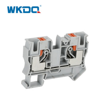 din-rail earth terminal block